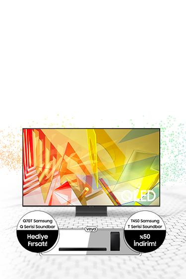 Samsung TV'lerde Soundbar kampanyası