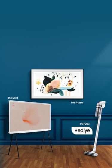 Samsung Lifestyle TV'lerde fırsat!