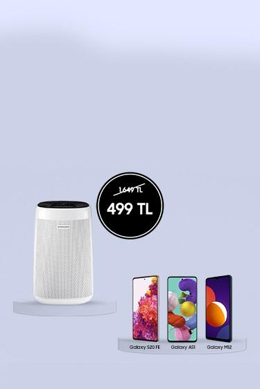 Samsung Online Mağaza'ya Özel
