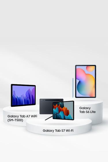 Galaxy tabletlerde indirim zamanı!