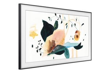 "Siyah The Frame (2020) 65"" 4K QLED TV"