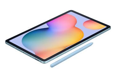 Gök Mavisi Galaxy Tab S6 Lite LTE