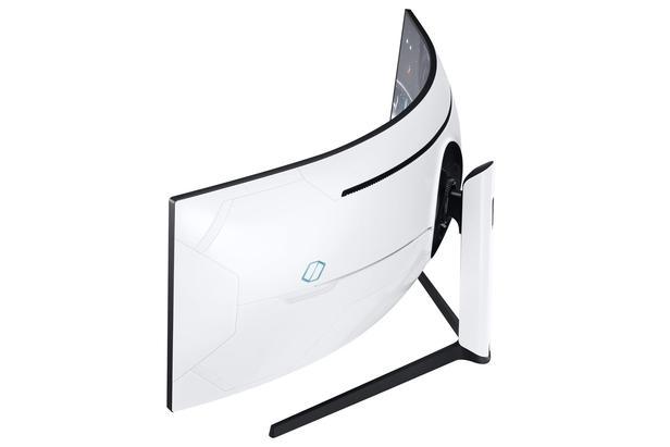 "Beyaz 49"" Odyssey G9 1 ms 240 Hz 2K QLED HDR1000 RGB Oyuncu Monitörü"