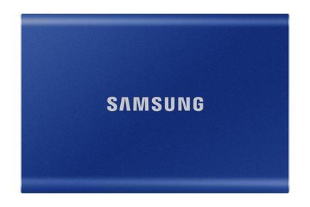 Taşınabilir SSD T7 USB 3.2 Gen 2 1TB (Mavi)