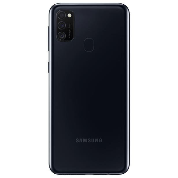 Siyah Galaxy M21