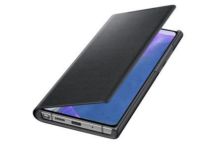 Galaxy Note20 için Akıllı LED Ekranlı Kılıf