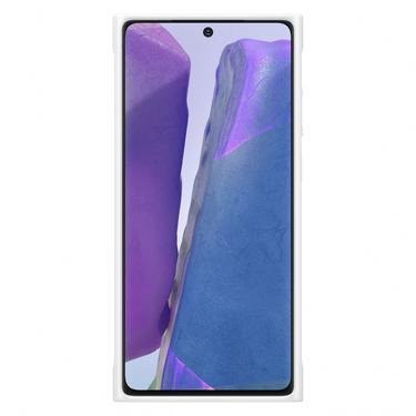 Beyaz Galaxy Note20 için Şeffaf Koruyucu Kılıf