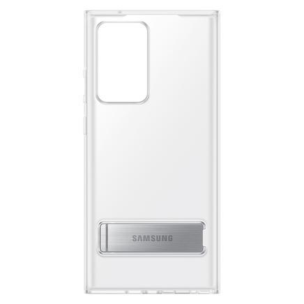 Galaxy Note20 Ultra Ayaklı Şeffaf Kılıf