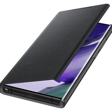Mistik Siyah Galaxy Note20 Ultra için Akıllı LED Ekranlı Kılıf