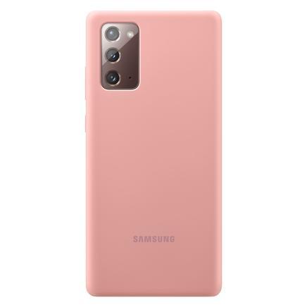 Galaxy Note20 için Silikon Kılıf