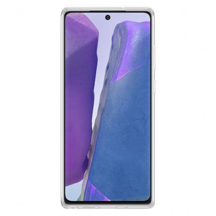 Galaxy Note20 için Şeffaf Kılıf