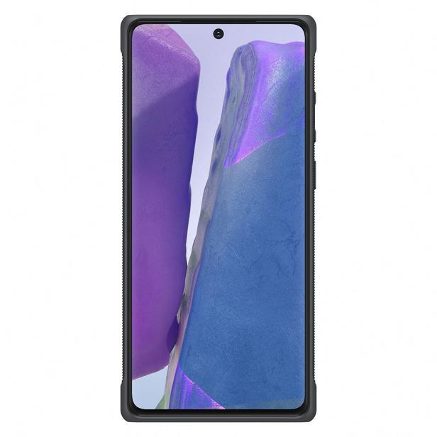 Gümüş Gri Galaxy Note20 için Koruyucu Kılıf