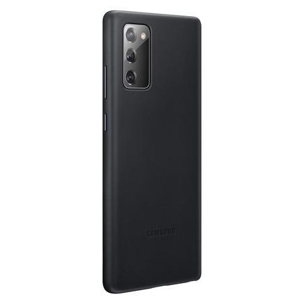 Galaxy Note20 için Deri Kılıf
