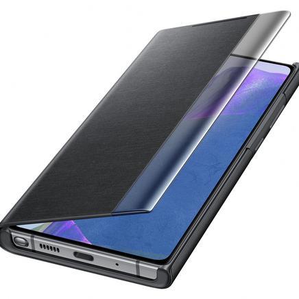 Galaxy Note20 için Clear View Kılıf