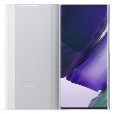 Galaxy Note20 Ultra için Clear View Kılıf