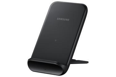 Siyah Dönüştürülebilir Kablosuz Şarj Cihazı