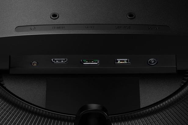 """Siyah Odyssey G5 27"""" QHD 2K 1ms 144Hz Freesync HDR10 1000R Kavisli VA Gaming Monitör"""