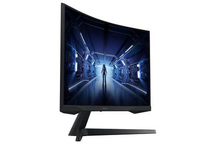 """Odyssey G5 32"""" QHD 2K 1ms 144Hz Freesync HDR10 1000R Kavisli VA Gaming Monitör"""