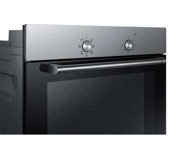 Siyah NV60K3110BS 60 LT 7 Adet Pişirme Programlı Elektrikli Fırın