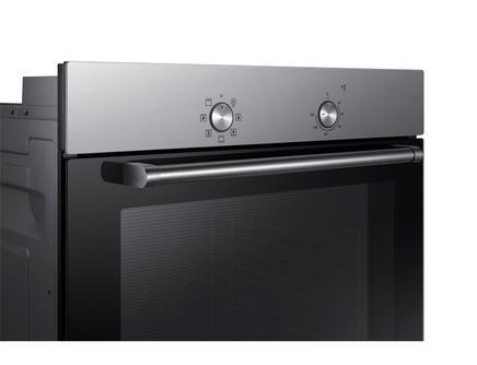NV60K3110BS 60 LT 7 Adet Pişirme Programlı Elektrikli Fırın