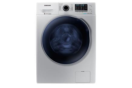 WD80J5B10AS/AH 8kg/6kg 1400 Devir Kurutmalı Çamaşır Makinesi
