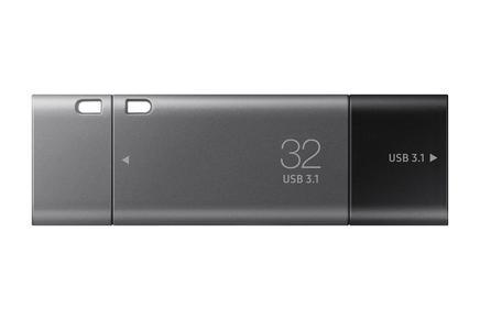 DUO Plus USB Tip-C Flash Bellek 32GB