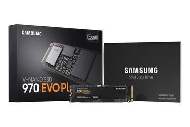 Siyah 970 EVO Plus NVMe™ M.2 SSD 250GB