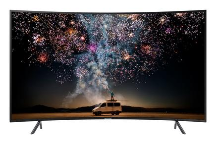 "49"" RU7300 Curved Smart 4K UHD TV (2019)"