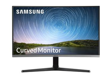 "Siyah 27"" CR50 4 ms 60 Hz Full HD HDMI Kavisli Monitör"