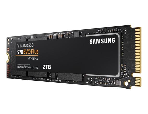 Siyah 970 EVO Plus NVMe™ M.2 SSD 2TB