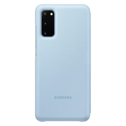 Galaxy S20 LED View Kılıf