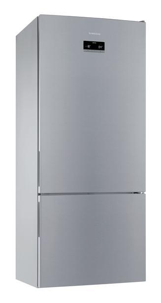 Gümüş RB50RS334SA Twin Cooling™ Alttan Donduruculu 543 L Buzdolabı, Gümüş