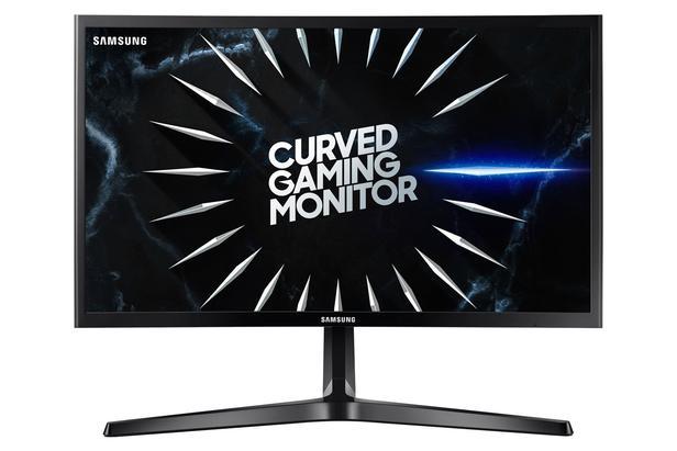 """Siyah 24"""" CRG5 4 ms 144 Hz Full HD HDMI Freesync Kavisli Gaming Monitör"""