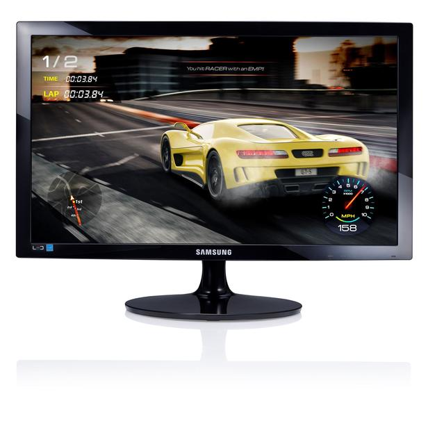 "Mistik Siyah 24"" 1 ms 75 Hz Full HD HDMI Gaming Monitör"