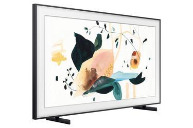 """Siyah The Frame (2020) 55"""" 4K QLED TV"""