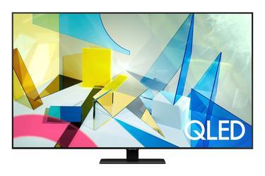 "Gümüş 65"" Q80T QLED 4K UHD Smart TV"