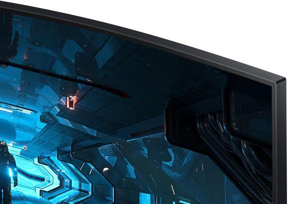 """Siyah 32"""" Odyssey G7 1000R Kavisli Oyun Monitörü"""