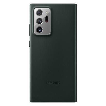 Galaxy Note20 Ultra için Deri Kılıf