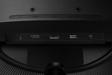 """Siyah Odyssey G5 32"""" QHD 2K 1ms 144Hz Freesync HDR10 1000R Kavisli VA Gaming Monitör"""