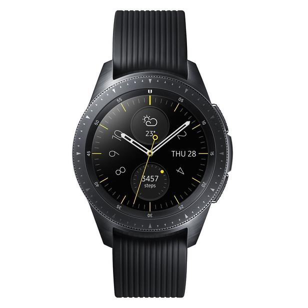 Siyah Galaxy Watch (42mm) Gece Siyahı (Bluetooth)