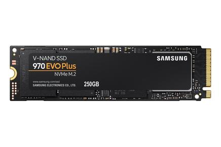 970 EVO Plus NVMe M.2 SSD 250GB