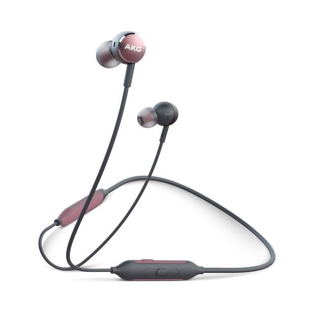 Pembe AKG Y100 Kablosuz Kulaklık