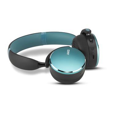 Yeşil AKG Y500 Kablosuz Kulaklık