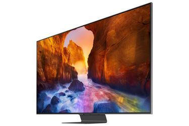 "Siyah 65"" Q90R QLED Smart 4K UHD TV (2019)"