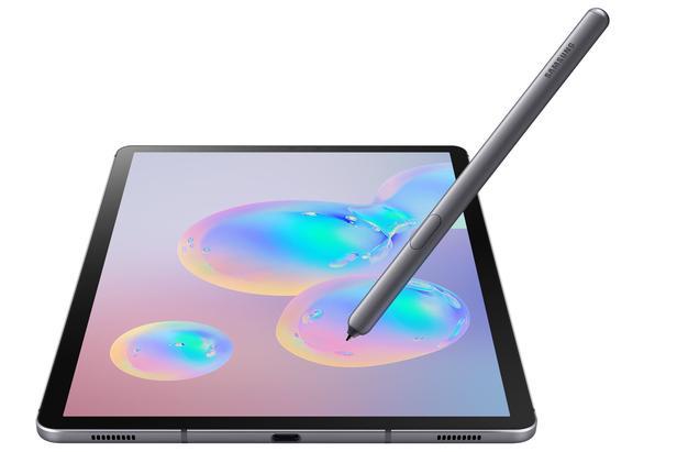 Duman Siyahı Galaxy Tab S6 (Wi-Fi)
