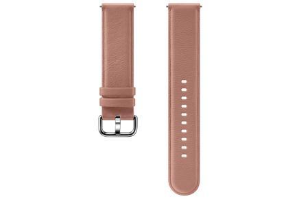 Galaxy Watch Active 2 20 mm Deri Kayış