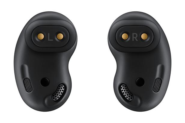 Mystic Black Galaxy Buds Live