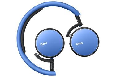 Mavi AKG Y400 Kablosuz Kulaklık
