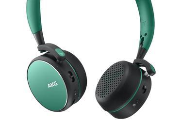 Yeşil AKG Y400 Kablosuz Kulaklık