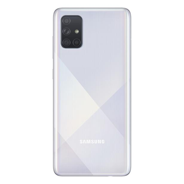 Siyah Galaxy A71 (Çift SIM)